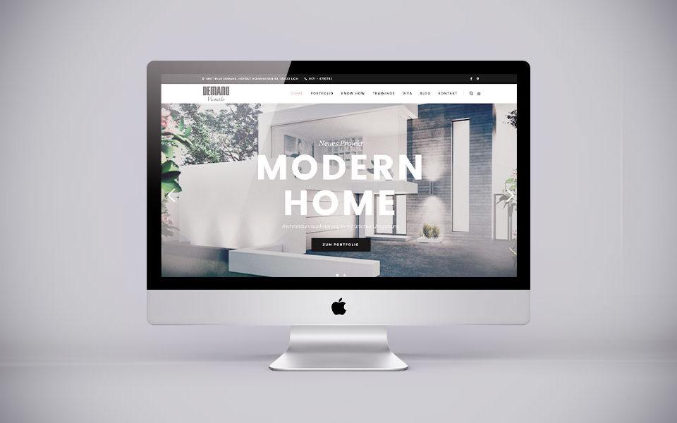 Neue Website ab sofort online